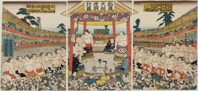 大相撲展福岡~Oh ! SUMO EXHIBITION~